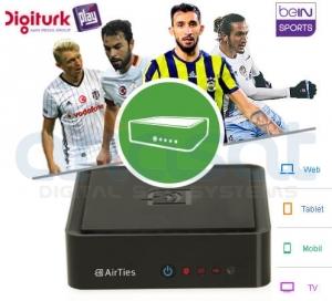 Çanak HD Receiver 9505HD
