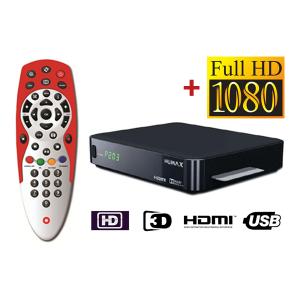 Çanak HD Receiver 9505HD + HD Yayın