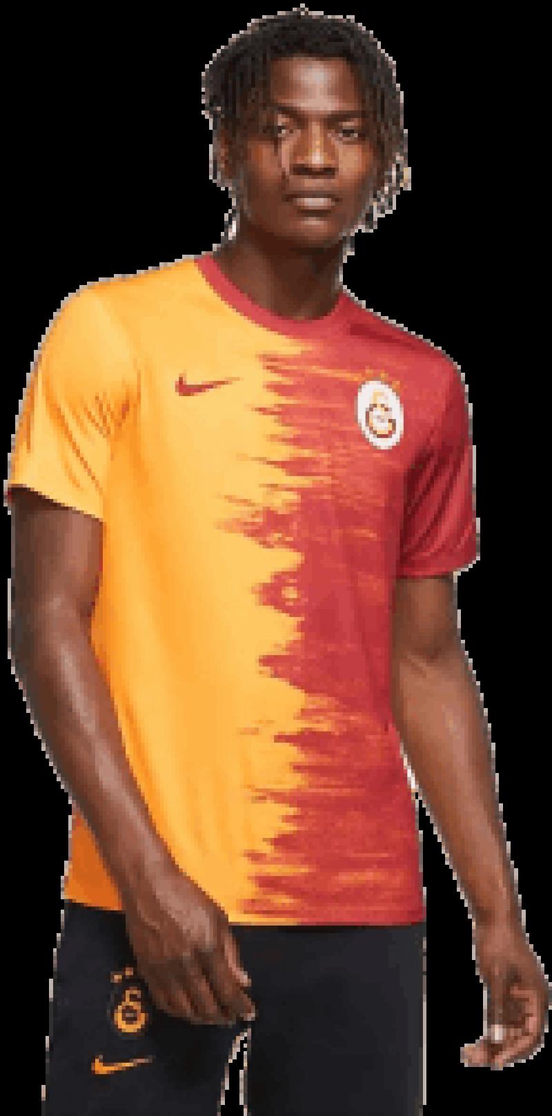 Galatasaray Parçalı İç Saha Forması 20-21